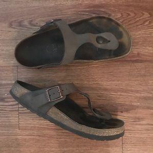 Birkenstock sandals shoes size 37